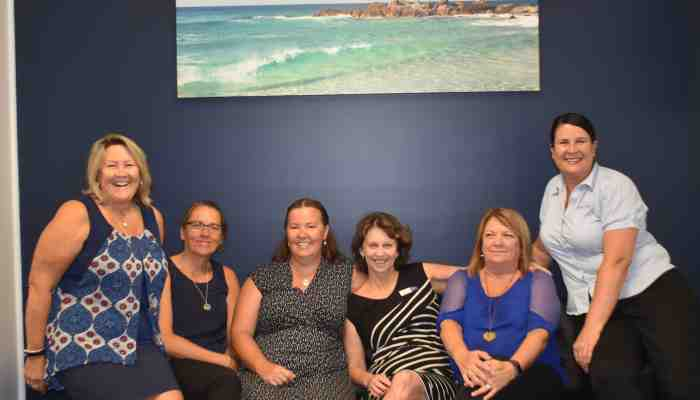 Port Macquarie Campus Office Staff