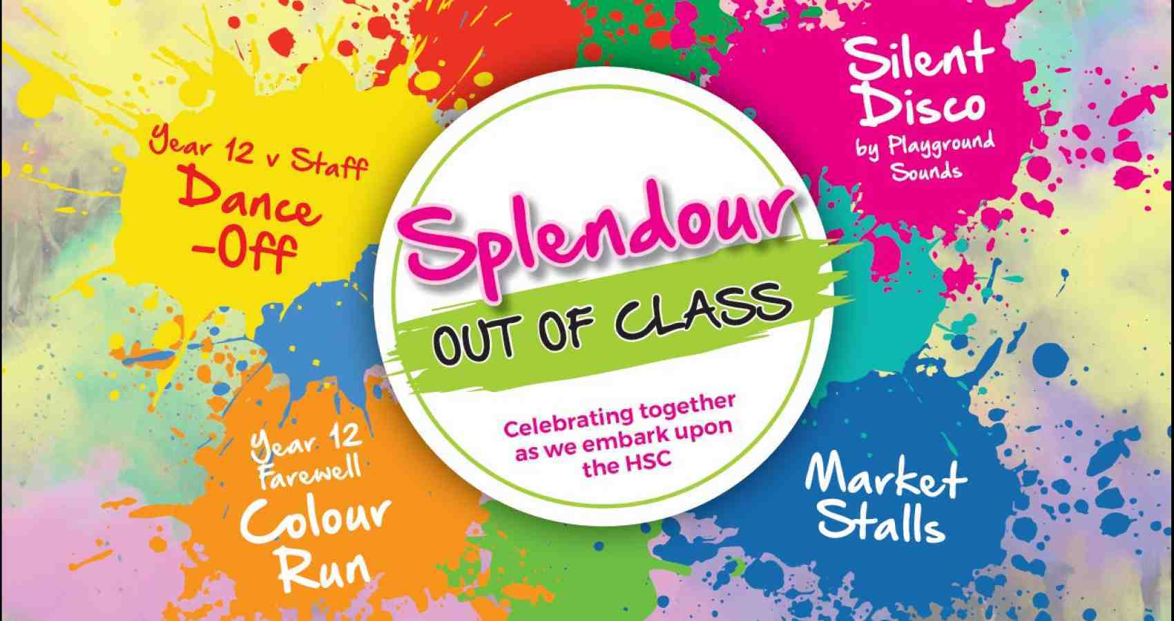 Splendour out of Class