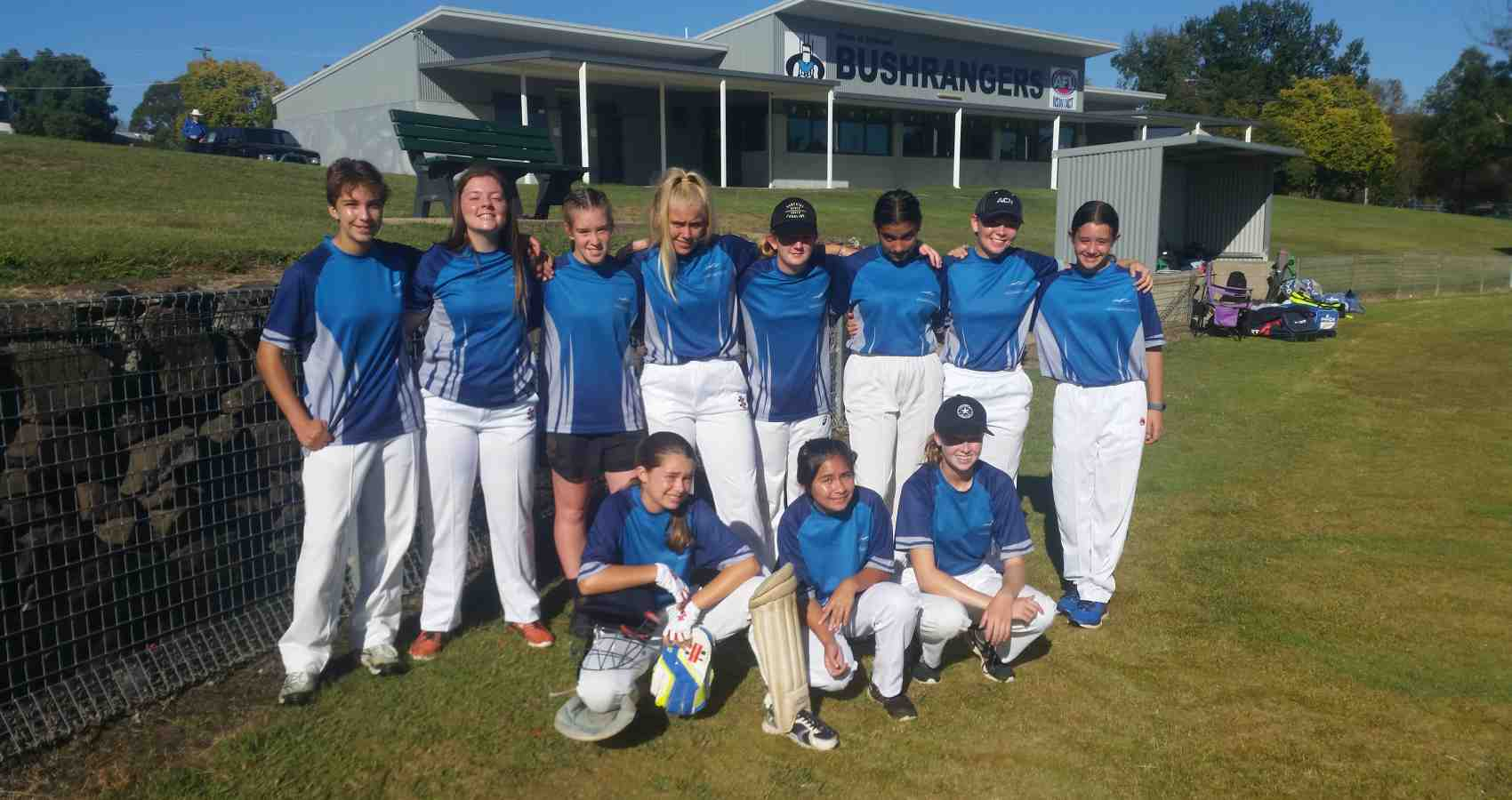 Open Girls Cricket 3