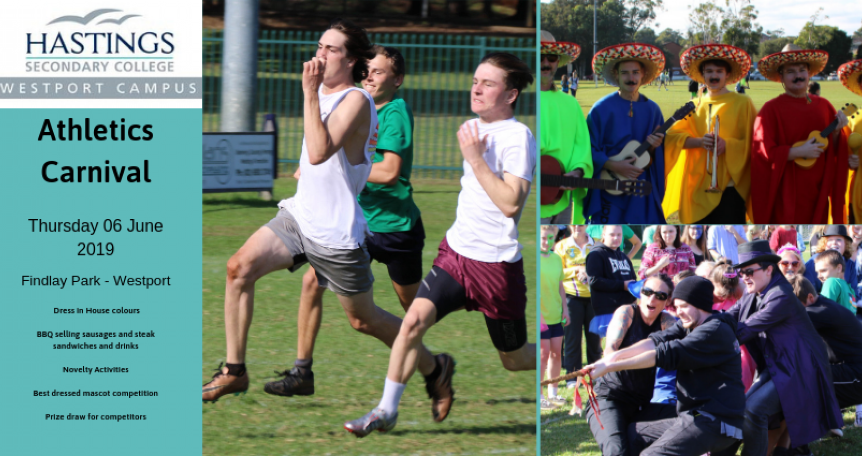 Westport Campus Athletics Carnival 2019