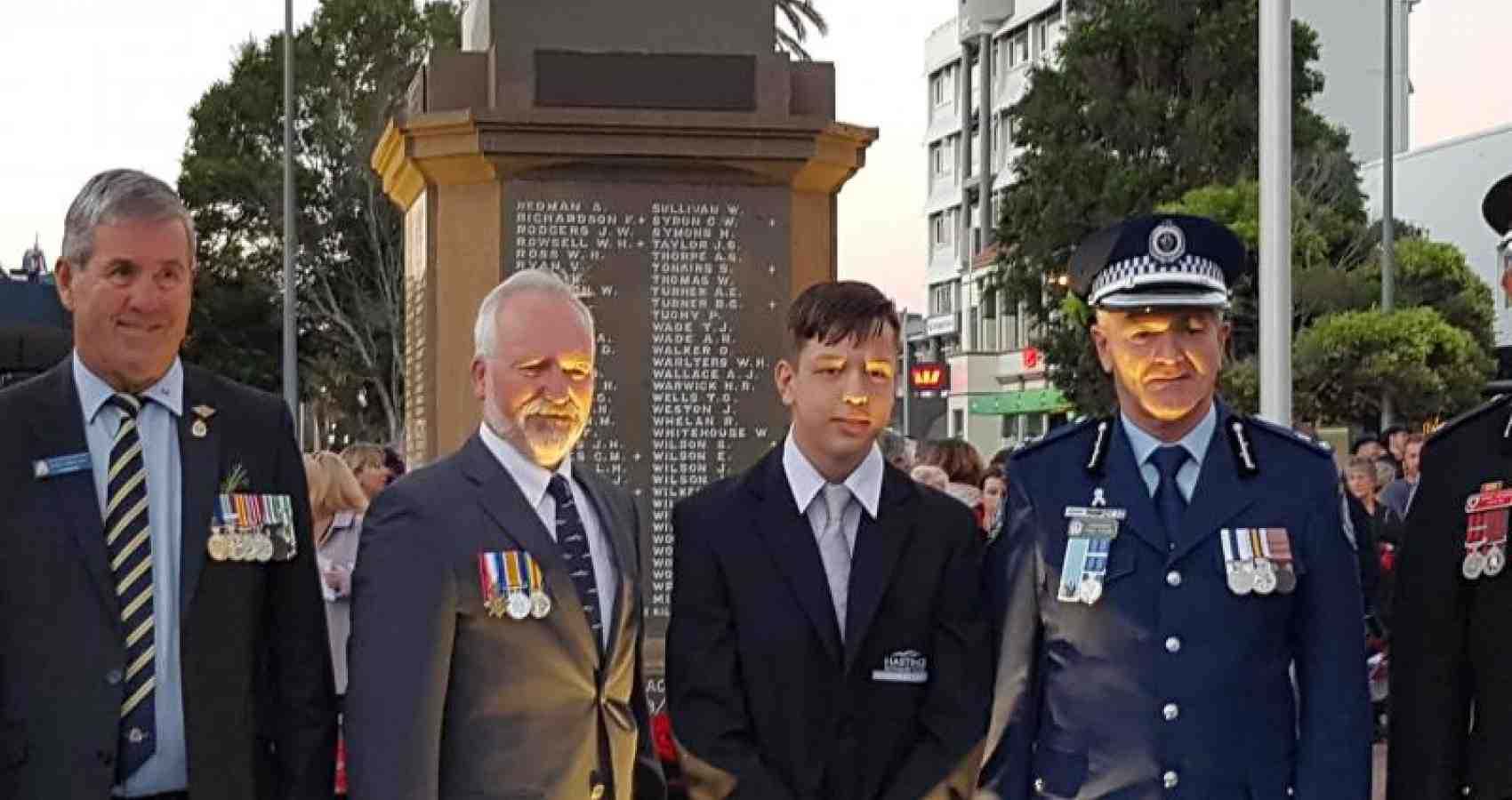ANZAC Day 2019